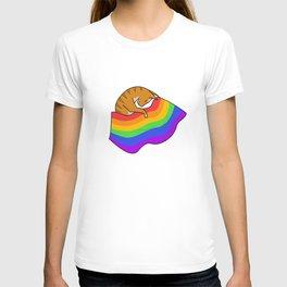 Pride Cat T-shirt