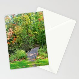 The Ending is Bittersweet Stationery Cards