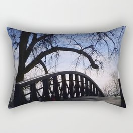 Bridge To Elsewhere Rectangular Pillow