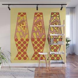 Pizza Lamp Wall Mural