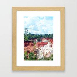little grand Framed Art Print