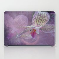 orchid iPad Cases featuring Orchid by Judith Lee Folde Photography & Art
