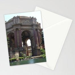Palace Of Fine Arts - San Francisco Stationery Cards