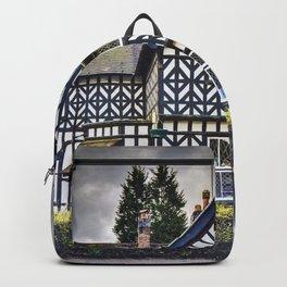 Tudor Home Backpack