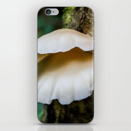 A detour for mushrooms. iPhone Skin