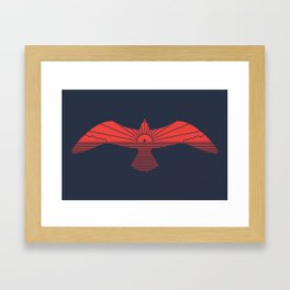 Larus Marinus Framed Art Print
