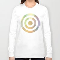 gradient Long Sleeve T-shirts featuring Gradient Strings by rollerpimp
