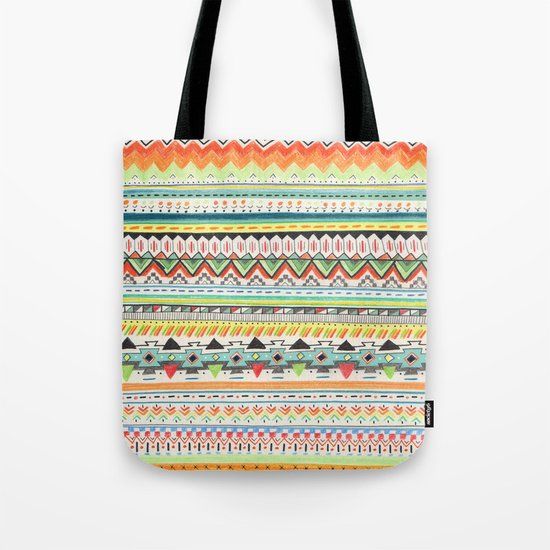 Pattern No.3 Tote Bag