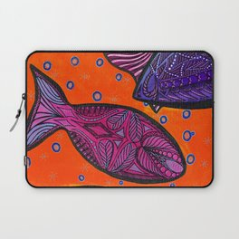 FISH3 Laptop Sleeve