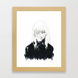 •Griffith• Framed Art Print