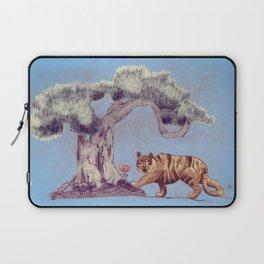 bonzai and tiger Laptop Sleeve