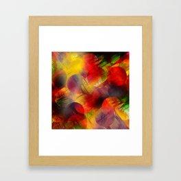 circle fader k2 Framed Art Print