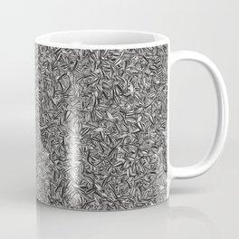 Sunflower Seeds Fill Coffee Mug