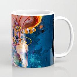 Electric Jellyish World Coffee Mug