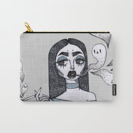 Ghastly Fumes Carry-All Pouch