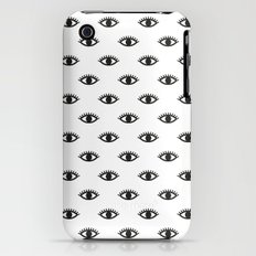 eyes iPhone (3g, 3gs) Slim Case