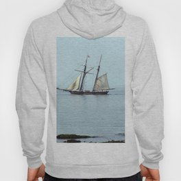 Sailing back in time Hoody