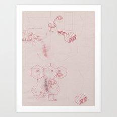 LIM Art Print
