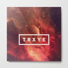 TRXYE Galaxy Nebula Metal Print