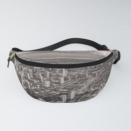 Chicago Skyline Fanny Pack