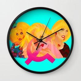 Katya Zamolodchikova Wall Clock