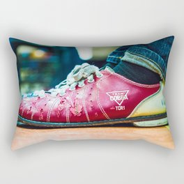 Let's Go Bowling Rectangular Pillow