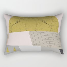 Little hills Rectangular Pillow