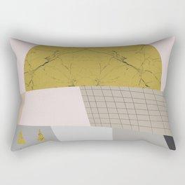 Little hills Rectangular Pillow