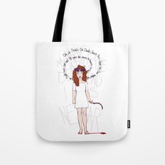 O' Death Tote Bag