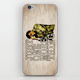 Columbo. iPhone Skin