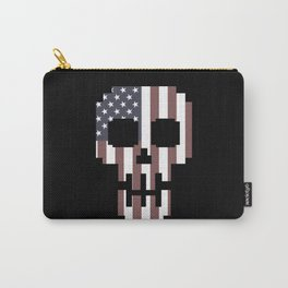 American Skull 2 Carry-All Pouch