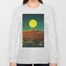 The Entire City by Max Ernst Long Sleeve T-shirt