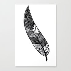 Feather 2 Canvas Print