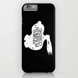 Game of Peanuts iPhone Case