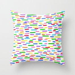 Rainbow Dash 3 Throw Pillow