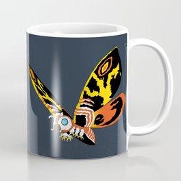 Godzilla vs. Mothra Coffee Mug