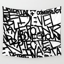 Specification 3 Wall Tapestry
