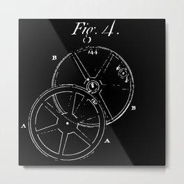 H3 Metal Print