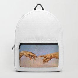 Michelangelo's Creation Backpack