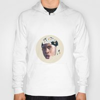 tyler the creator Hoodies featuring Tyler, The Creator, Incomplete #2 by Flambino Gambino