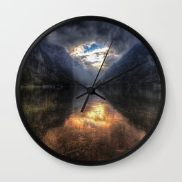 The beautful views Wall Clock