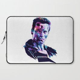 Arnold Schwarzenegger: BAD ACTORS Laptop Sleeve