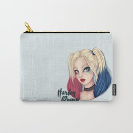 Suicide Blondie Carry-All Pouch