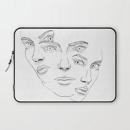 TRIPLE FACED Laptop Sleeve