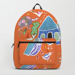 Life in Africa Backpack