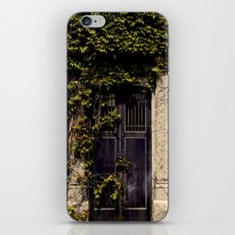 Exit does not Exist iPhone Skin