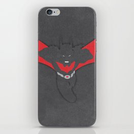Knight of the Future iPhone Skin