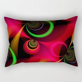 3D - abstraction -29a- Rectangular Pillow