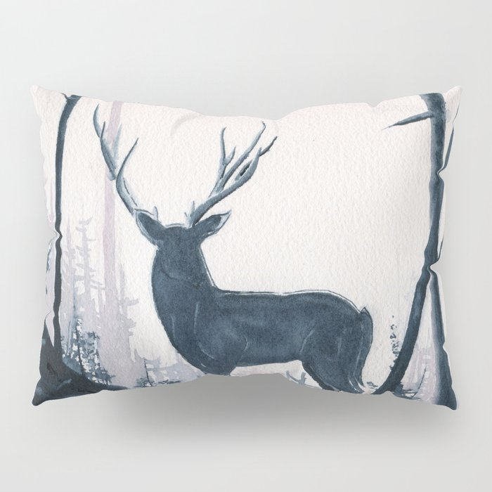 Silhouette Pillow Sham