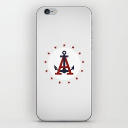 American Lake iPhone Skin